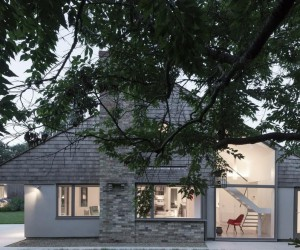 Traditional Colt House Modernized by SOUP Architects