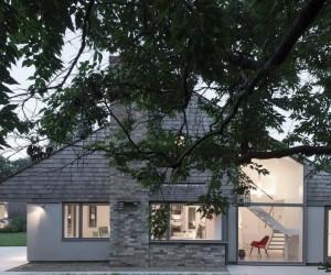 Traditional Colt House Modernized by SOUP Architects