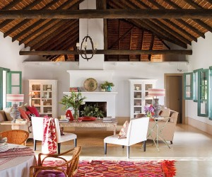 Traditional home in Andalusia