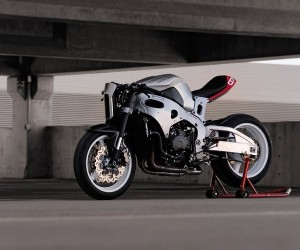 Transform Your Honda CBR into Sci-Fi Street Fighter