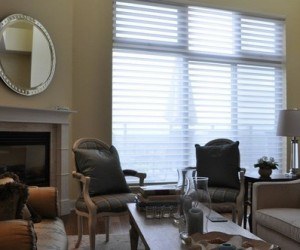 Transitional Window Blinds by Night and Day Window Decor