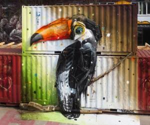 Trash Murals