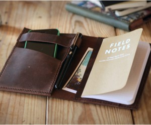 Travel Journal Leather Cover