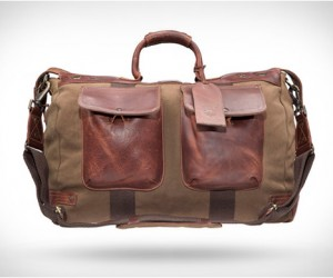Traveler Duffle, by Will Leather Goods