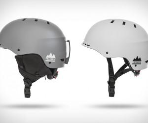 Traverse Convertible SnowBike Helmet