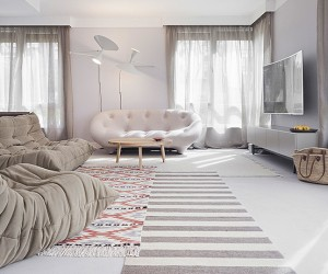 Trendy Apartment by PS Architects