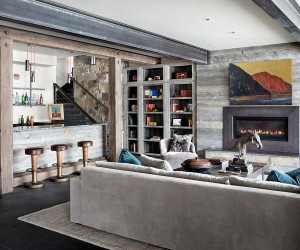 Trendy Basement Makeovers that Wow: 15 Ways to Utilize that Forgotten Space