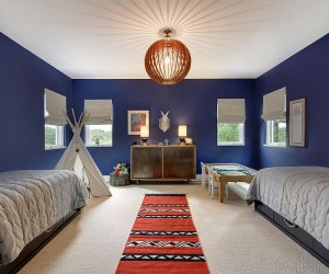 Trendy Hues: 20 Fall Favorites in Kids Rooms that Energize and Delight