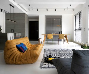 Trendy Space by 2BOOKS design