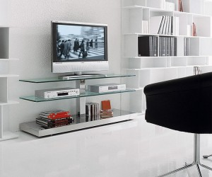 Trendy TV Units for the Stylish, Space-Conscious Modern Home