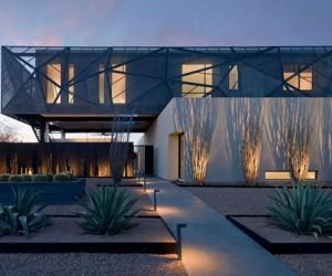 Tresarca Residence in Las Vegas by assemblageSTUDIO