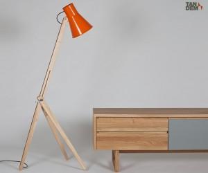 Tri-Angle light by Tandem