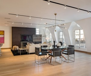 Stunning Modern Living Tribeca Penthouse