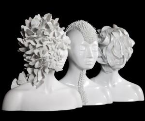 Trio Porcelain of Limoges