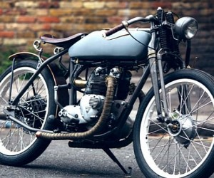 Triumph T100 SS By Untitled Motorcycles