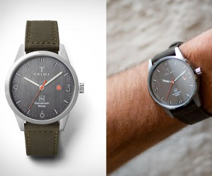 TRIWA x Humanium Metal Watch
