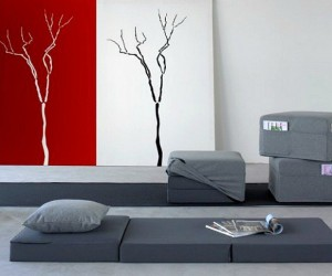 Trix Sofa Bed: Versatility In The Living Space