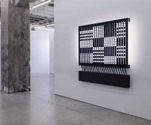 TrueFalse Kinetic Light Installation by Oneformative