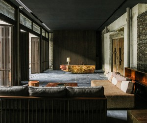 Tsingpu Tulou Retreat  Trace Architecture Office