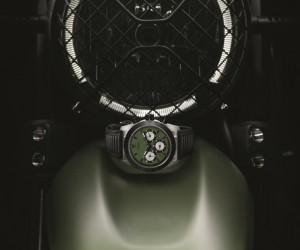 Tudor Fastrider Inspired by Ducati Scrambler