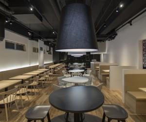 Tumamigui Sushi Restaurant in Tokyo by nendo