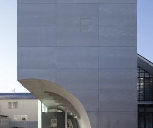 Tunnel House by Makiko Tsukada Architects, Tokyo