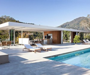 Turner Residence in California by Jensen Architects