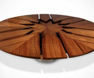 Turning Tables: Expanding Capstan Table