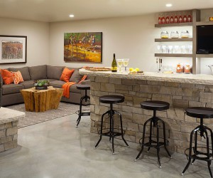 Turning the Garage into a Man Cave: Tips, Ideas and Inspiration