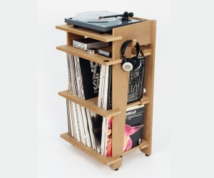 Turntable Station: Audio Furniture