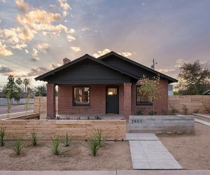 Twenty-Three 02: Glass and Metal Addition Transforms 1920s Phoenix Bungalow