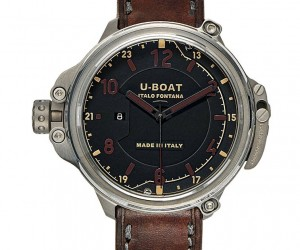 U-Boat Introduces Capsule Watch