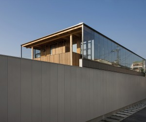 U House by Tadashi Suga Architects
