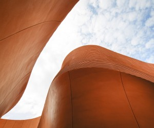 UAE Pavilion for Expo Milano 2015 by Foster  Partners
