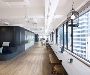 UBER Hong Kong Office by Bean Buro
