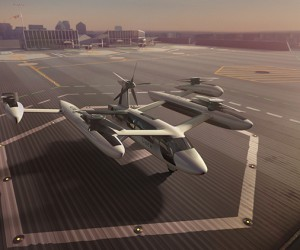 Uber Unveils New Flying Car Prototype