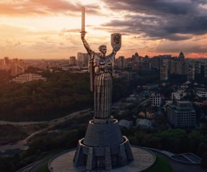 Ukraine From Above: Striking Drone Photography by Andrew Makarenko