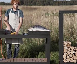 ULAELU: Outdoor Kitchen