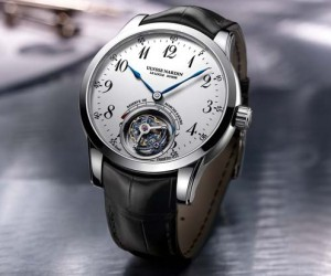 Ulysse Nardin Introduces Anchor Tourbillon Watch