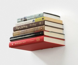 Umbra Vertical Floating Bookshelf