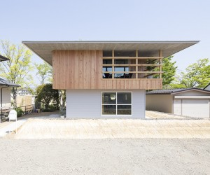 Umbrella House by Life Style Koubou