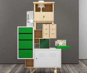 IKEA Hacks | Unacredenza by Teste di Legno