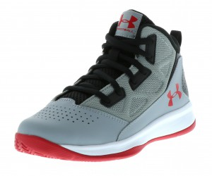 Under Armour GS Jet Mid Basketball Shoes
