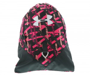 Under Armour Undeniable Sackpack - Graphic Pink