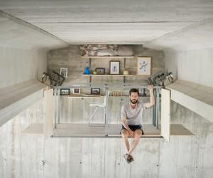 Underpass Studio Workspace