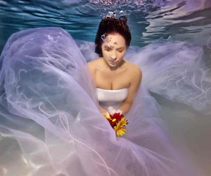 Underwater Brides by Adam Opris