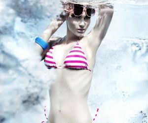 Underwater Fashion Photography by Susanne Stemmer