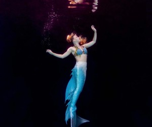 Underwater Fine Art Portrait Photography by Craig Colvin