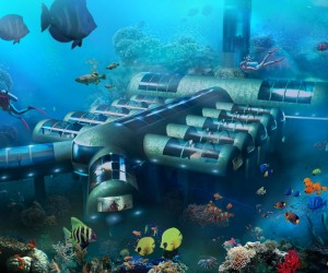 Underwater Hotel Receives Patent Approval