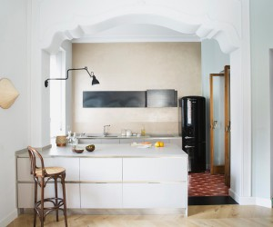 UNDUO Refurbishes A Turin Flat Mixing Present and Past